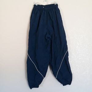 Physical training windbreaker pants-small unisex